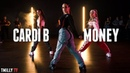 Cardi B - Money - Dance Choreography by Jojo Gomez - TMillyTV