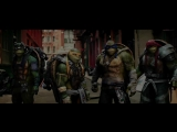 Черепашки-ниндзя 2 Teenage Mutant Ninja Turtles Out of the Shadows Трейлер 2016