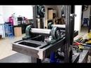 Curvatrice a rulli elettrica fai da te Parte I° (homemade electric roller bender Part I°)