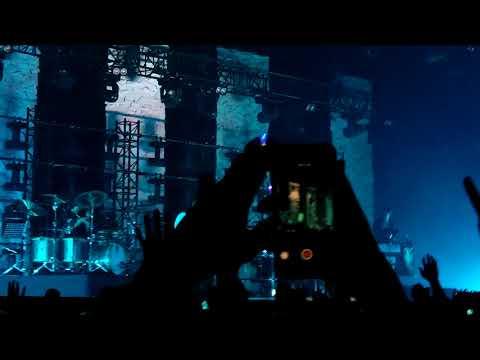 Mike Shinoda - Cigarettes /Remember the name (Fort Minor) 01.09.2018 Adrenaline Stadium Москва