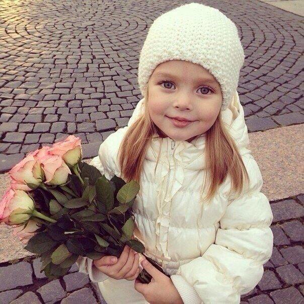 """Самое прекрасное, что парень может сказать девушке: """"Если я когда-либо и полюблю ещё одну девушку, то это будет наша дочь."""