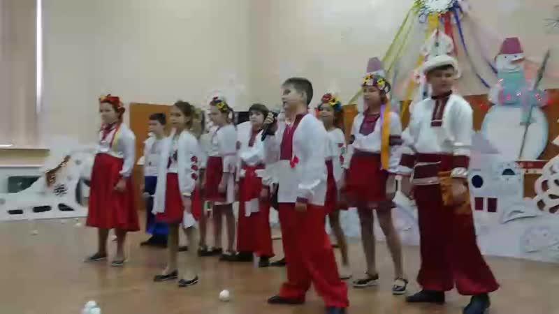 Ксения_Томчинская  украинская песня про святого Николая