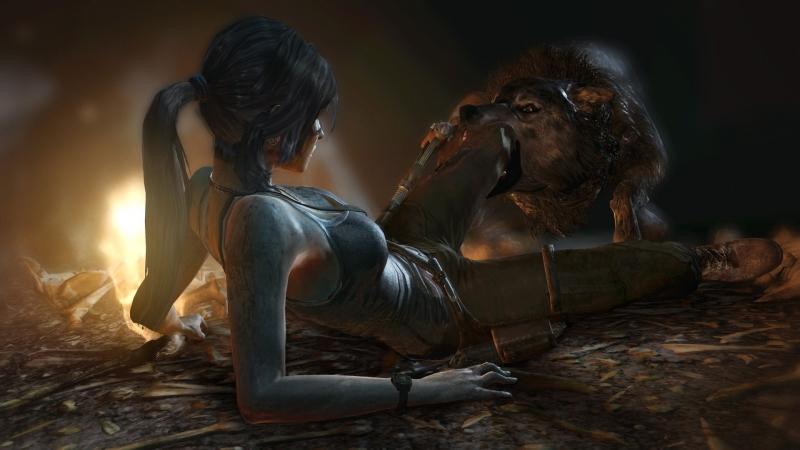 Tomb Raider Начало