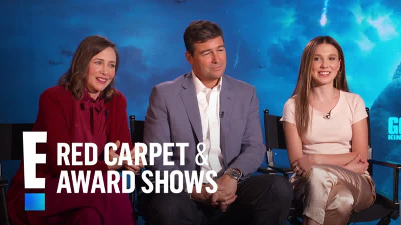 Millie Bobby Brown Is Attracted to Strong Female Characters ¦ E! Red Carpet Award Shows