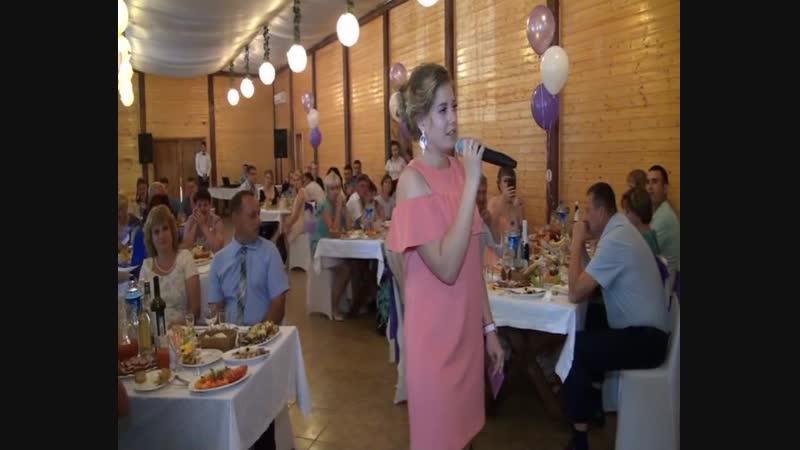 Поздравление брату на свадьбу)