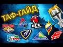 ТАФ-ГАЙД   5 лучших финалов в истории КХЛ!