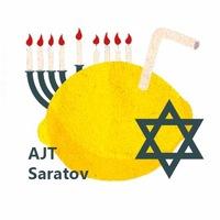 Логотип Еврейский Саратовский Молодежный Lemon club
