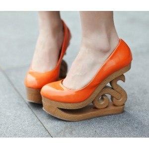 Туфли Для Девочек На Каблуках 34 Размер