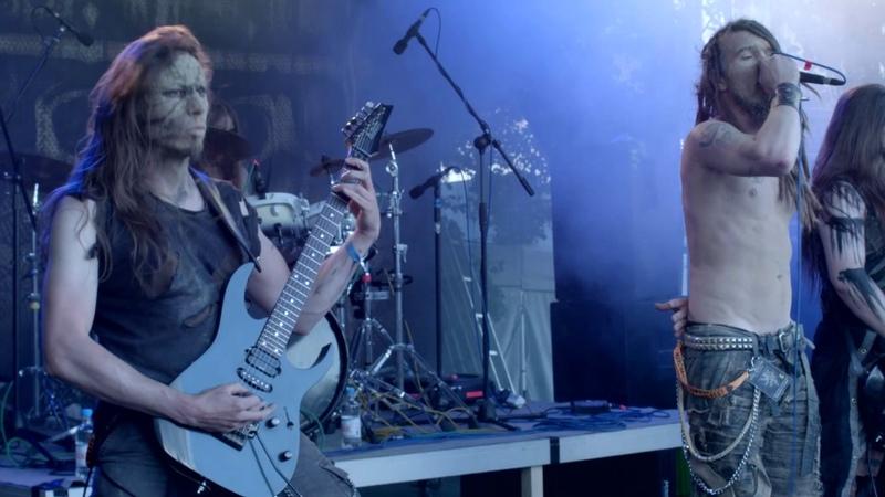 Maat live @ MetalGate Czech Death Fest 2016