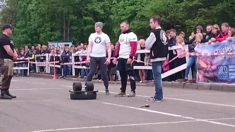 Гантель 51 кг