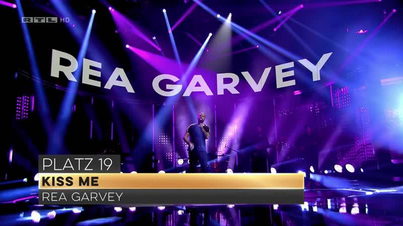 Rea Garvey - Kiss Me (Die Ultimative Chartshow – Best of 2018! - 2018-12-07)