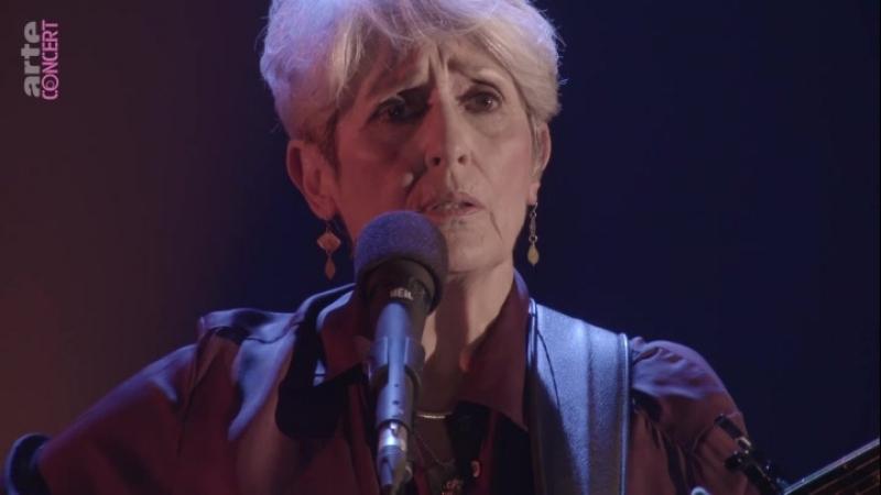 Joan Baez à l'Olympia Paris Concert 13 juin 2018