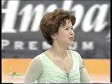 Natalia Shestakova &amp Pavel Lebedev RUS - 2004 Cup of Russia SP