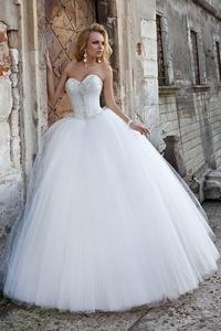 фото весільні пишні плаття
