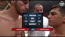 67 кг. Вазирхан Умаев (Дагестан) vs Халид Хумидов (Ахмат, ЧР)