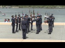United States Air Force Honor Guard Drill Team Takes Home The Title