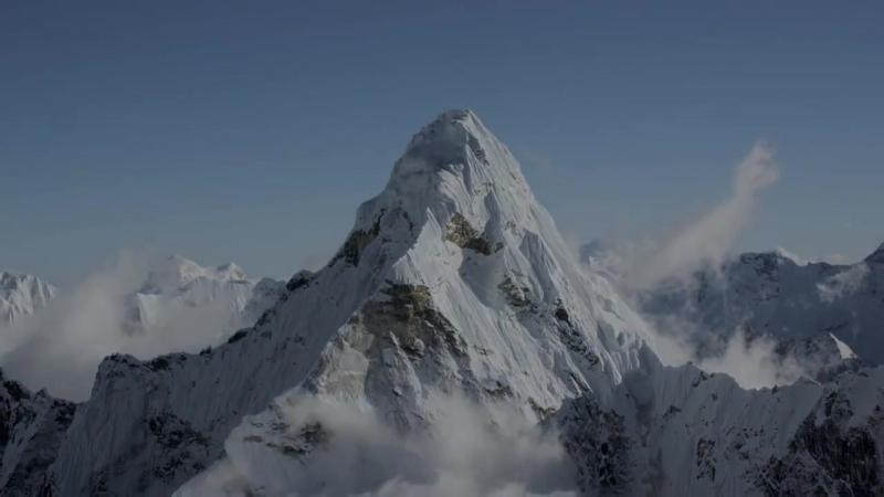 Непал и Гималаи с высоты 6000 метров