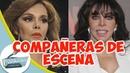 Qué Verónica Castro podría trabajar con Lucía Méndez? I LA CUCHARA