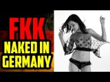 FKK: Living Naked in Germany | Learn German Culture (NSFW)