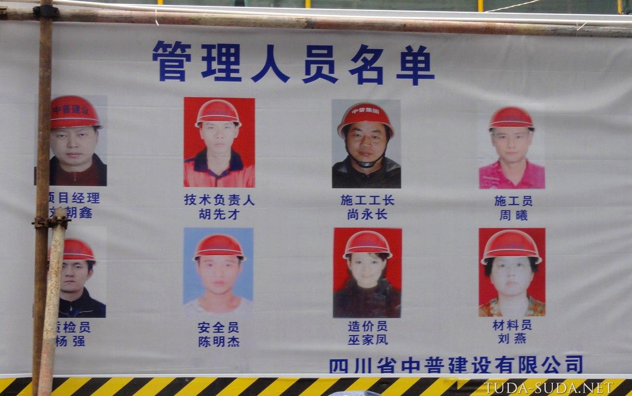 Китай стройка