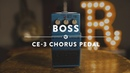 Boss CE-3 Chorus Pedal | Reverb Demo Video