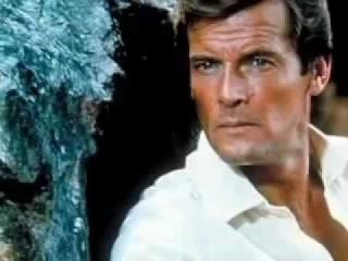 Roger Moore James Bond 007 tribute video