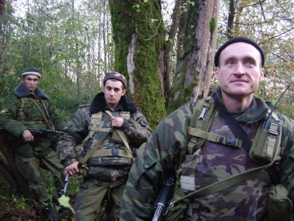 Чечня начало 1999 год   Воинская часть 3717 196
