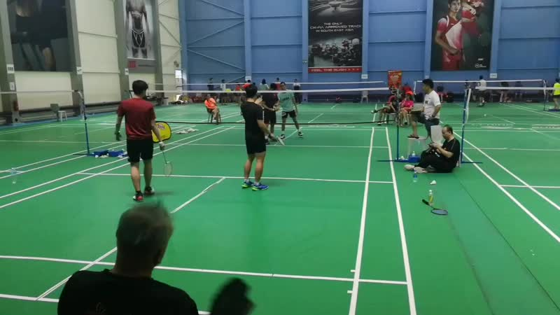 Singapore MD Open