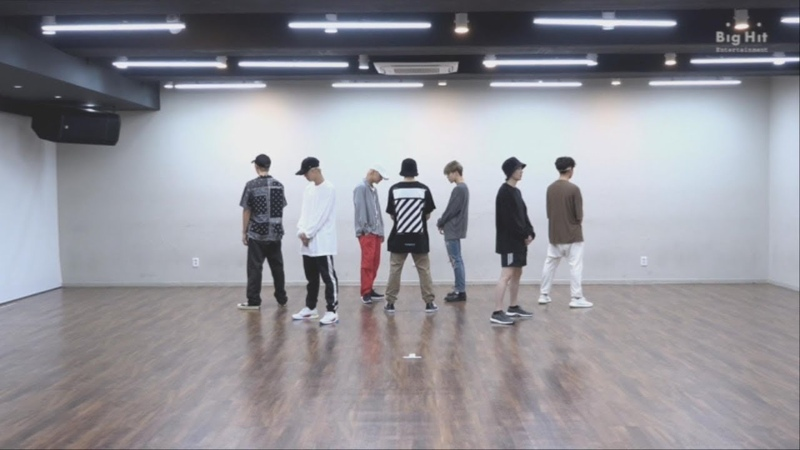 [CHOREOGRAPHY] BTS (방탄소년단) 'IDOL' Dance Practice