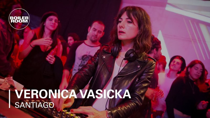 Veronica Vasicka Techno Mix | Boiler Room BUDx Santiago
