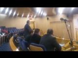 Заседание в Правительстве ЛО 21-е декабря 2017 года