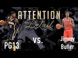 Paul George vs. Jimmy Butler Who You Got (Full Player Comparison)