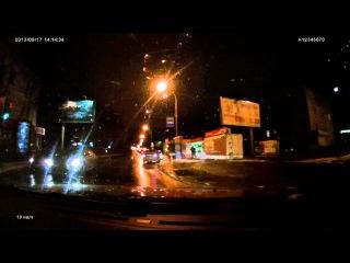 Видео Sho me HD 7000G ночь тест форумповидеорегистраторам рф