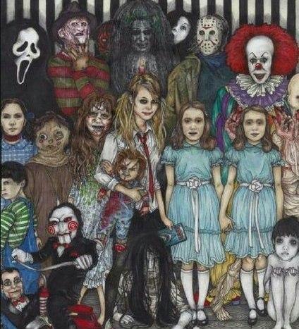 смотреть фильм ужасов 2014 онлайн бесплатно в хорошем качестве про детей