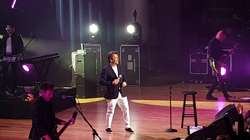 Thomas Anders The Modern Talking Band - Live in DAR Constitution Hall, Washington, DC, 11.08.2018 (2)