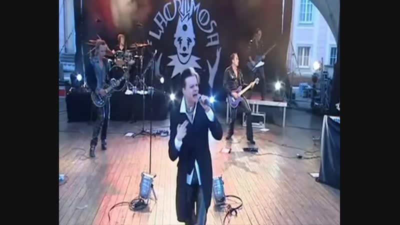Lacrimosa - Seele in not (lichtjahre) mejorado