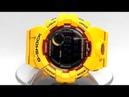 Casio G Shock GBD 800 4ER Bluetooth watch video 2018