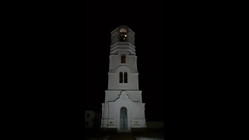 Рождество Христово. Александро-Свирский монастырь.2018 г