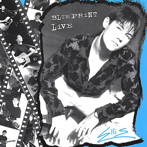 Ellis альбом Blueprint Live