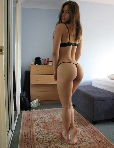 стала фотографировать свое телосложение