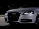 AUDI A4 b8 классное видео