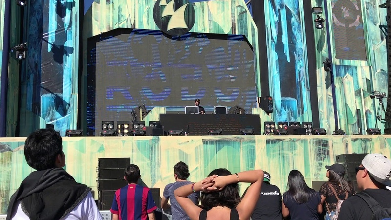 RODG Wired - Extended Mix at Dreamfields México