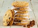 5 рецептов овсяного печенья, для перекуса
