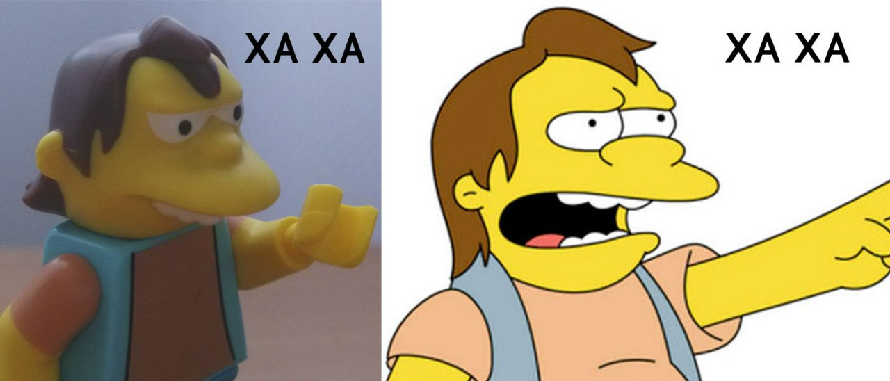 Обзор LEGO Minifigures The Simpsons Series - Архив обзоров ...