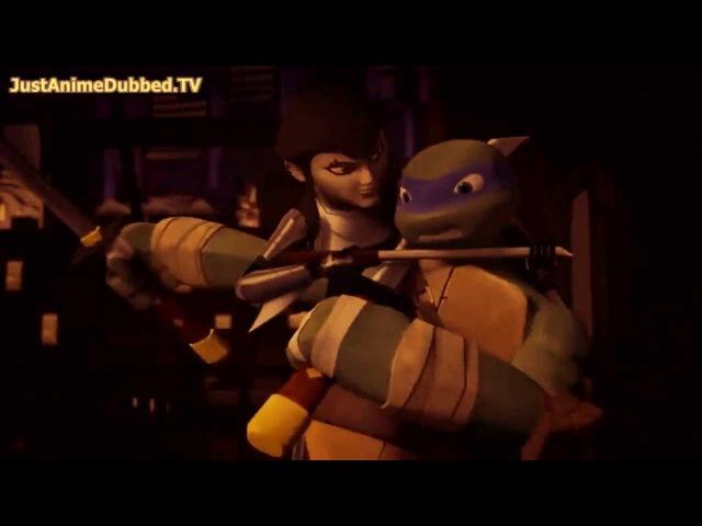 Karai VS Leonardo ~Epic Rap Battle Of History~ TMNT MV