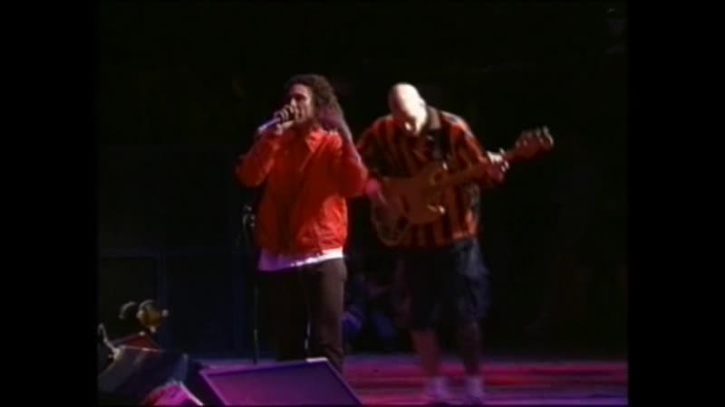 Rage Against The Machine - Live In Reading Fest 1996, England