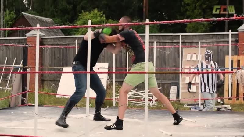 GCW Slavonic Violence - Алексей Хитрых против Спайка Дайсмена