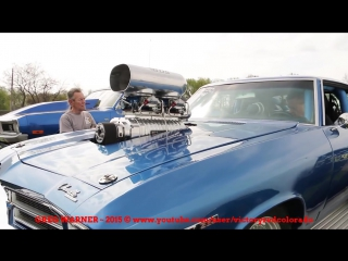 ENGINE STARTUP ACTION! SPRING NATIONALS BYRON DRAGWAY 15