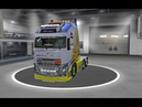 [ETS2 1.33]Euro Truck Simulator 2 Volvo ohaha 1.33.x