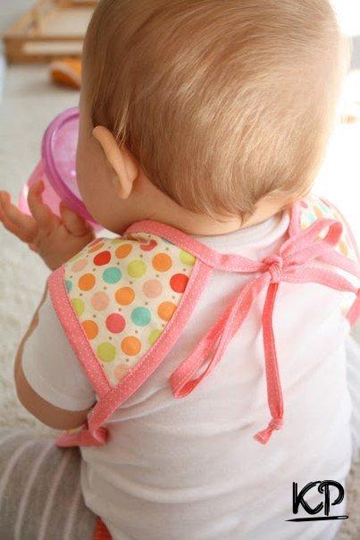 Чудненький нагрудничек для малышей